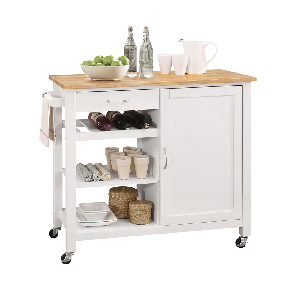 shop for carts at hhoutlets carts 365 45 914 00 acme ottawa kitchen island in natural and white