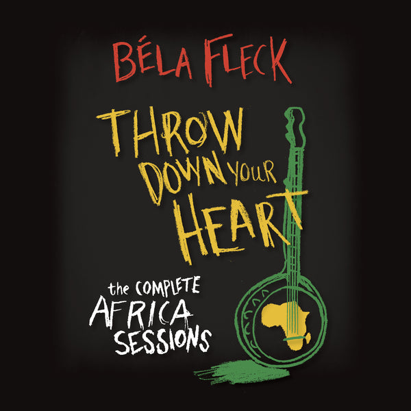 Throw Down Your Heart: The Complete Africa Sessions Boxset [3 CD 1 DVD] - PRE ORDER