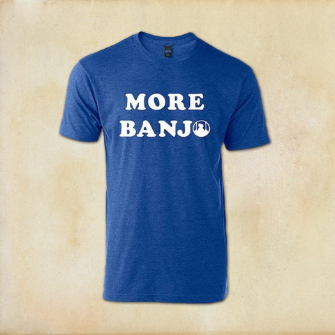 More Banjo T-Shirt