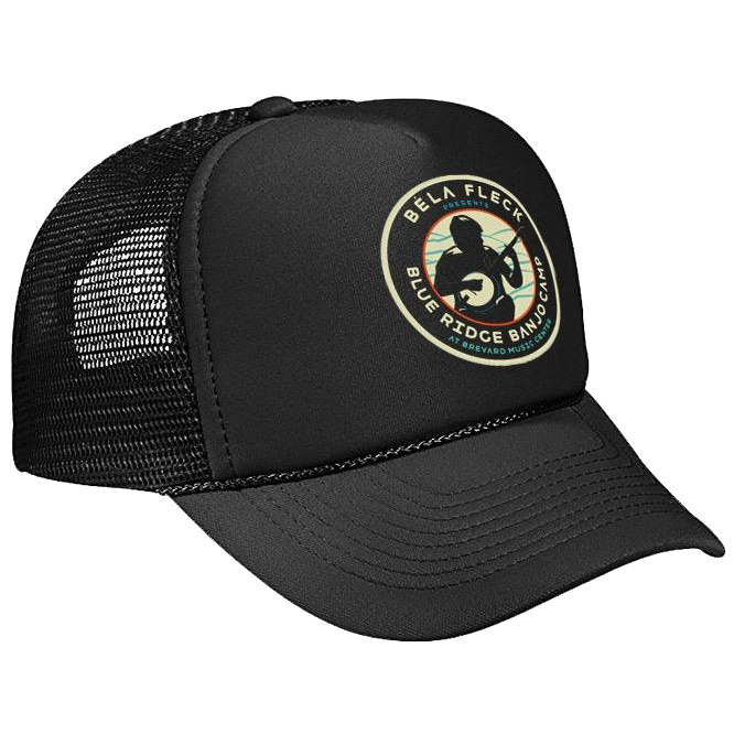 Béla Fleck Banjo Camp Trucker Hat