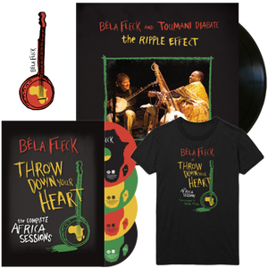 The Africa Sessions - Dual Release Bundle PRE-ORDER