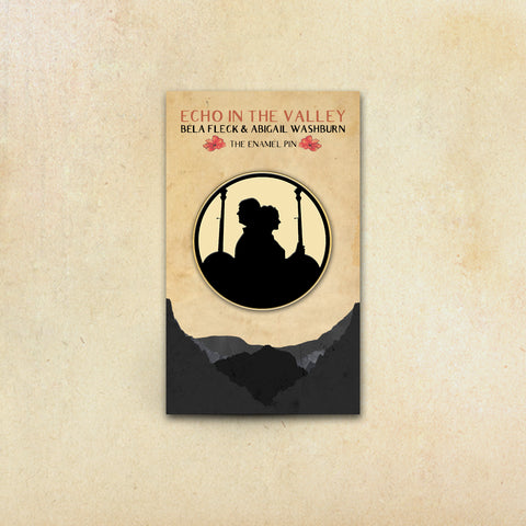 Echo In The Valley Lapel Pin