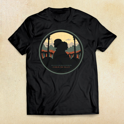 Echo In The Valley T-Shirt