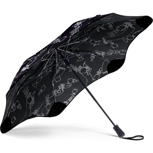 Blunt Karen Walker 2019 Grandmaster Metro Umbrella Ebony Under View