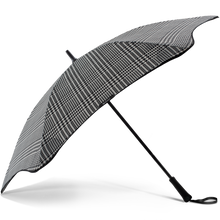 Load image into Gallery viewer, 2020 Classic Houndstooth Blunt Umbrella Side View