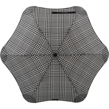 Load image into Gallery viewer, 2020 Metro Houndstooth Blunt Umbrella Top View