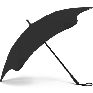 2020 Black Coupe Blunt Umbrella Side View