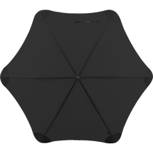 Load image into Gallery viewer, 2020 Black Exec Blunt Umbrella Top View