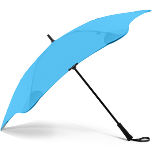 2020 Classic Blue Blunt Umbrella Side View