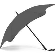 Load image into Gallery viewer, 2020 Charcoal Coupe Blunt Umbrella Side View
