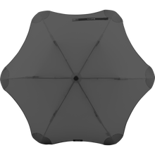 Load image into Gallery viewer, 2020 Metro Charcoal Blunt Umbrella Top View