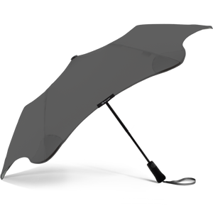 2020 Metro Charcoal Blunt Umbrella Side View