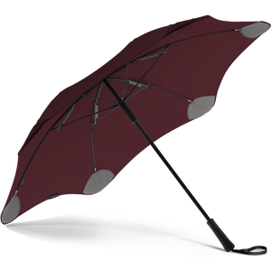2020 Classic Burgundy Blunt Umbrella Under View