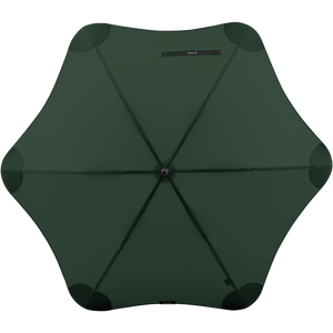 2020 Classic Green Blunt Umbrella Top View