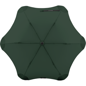 2020 Metro Green Blunt Umbrella Top View