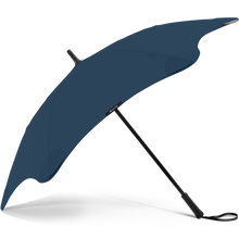 Load image into Gallery viewer, 2020 Navy Coupe Blunt Umbrella Side View