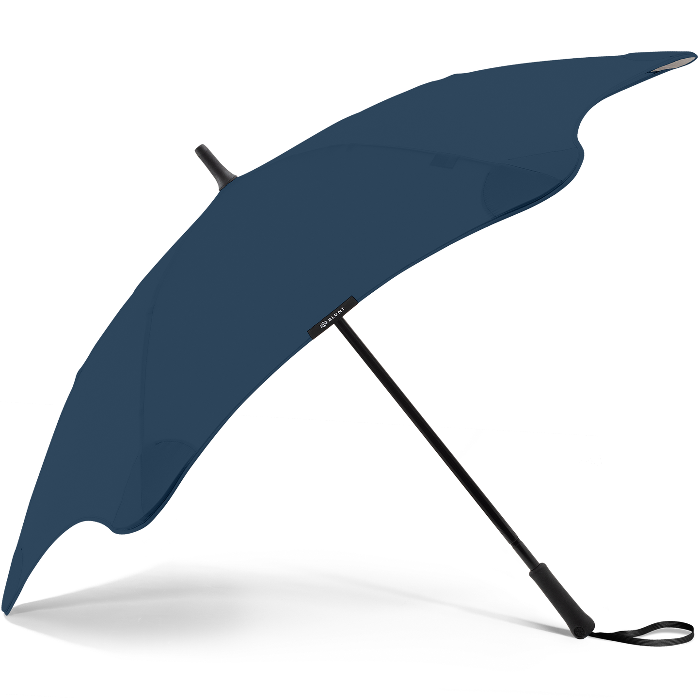 2020 Navy Coupe Blunt Umbrella Side View