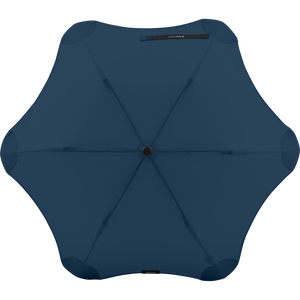 2020 Metro Navy Blunt Umbrella Top View