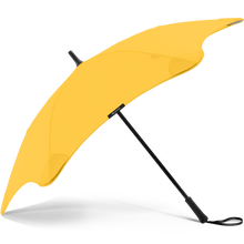 Load image into Gallery viewer, 2020 Yellow Coupe Blunt Umbrella Side View