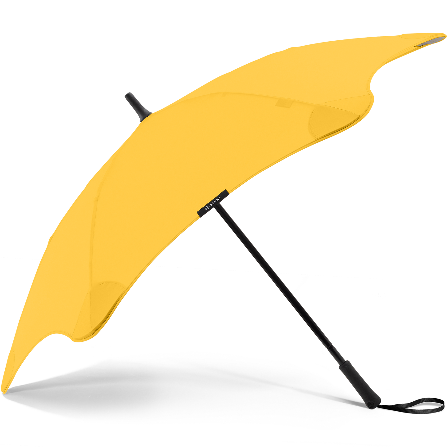 2020 Yellow Coupe Blunt Umbrella Side View