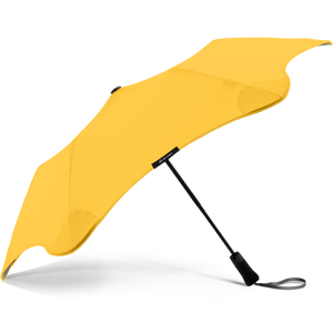 2020 Metro Yellow Blunt Umbrella Side View