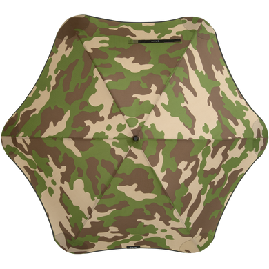 2020 Classic Camo Blunt Umbrella Top View