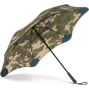 2020 Classic Camo Blunt Umbrella Under View
