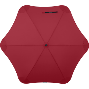 2020 Classic Chilli Pepper Blunt Umbrella Top View