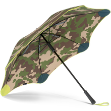 Load image into Gallery viewer, 2020 Classic Yellouflage Blunt Umbrella Under View