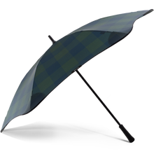 Load image into Gallery viewer, 2020 Classic Forest Check Blunt Umbrella Side View