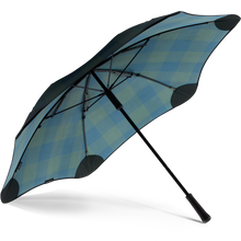 Load image into Gallery viewer, 2020 Classic Forest Check Blunt Umbrella Under View