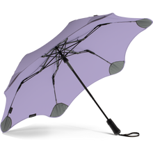 Load image into Gallery viewer, 2020 Metro Lilac Blunt Umbrella Under View