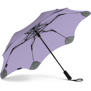 2020 Metro Lilac Blunt Umbrella Under View