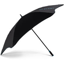 Load image into Gallery viewer, 2020 Black/Blue Sport Blunt Umbrella Side View
