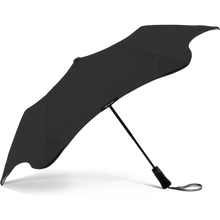 Load image into Gallery viewer, 2020 Metro Black Blunt Umbrella Side View