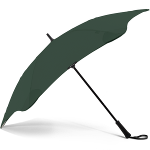 2020 Classic Green Blunt Umbrella Side View