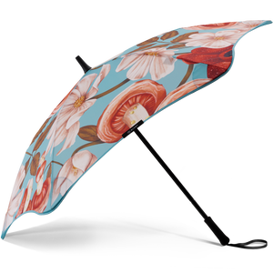 2021 Blunt Kelly Thompson Coupe Sky-Blue Umbrella Side view