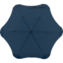 Load image into Gallery viewer, 2020 Metro Navy Blunt Umbrella Top View