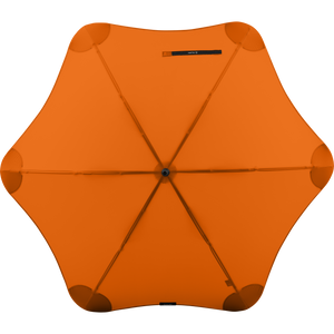 2020 Classic Orange Blunt Umbrella Top View