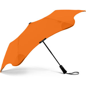 2020 Metro Orange Blunt Umbrella Side View