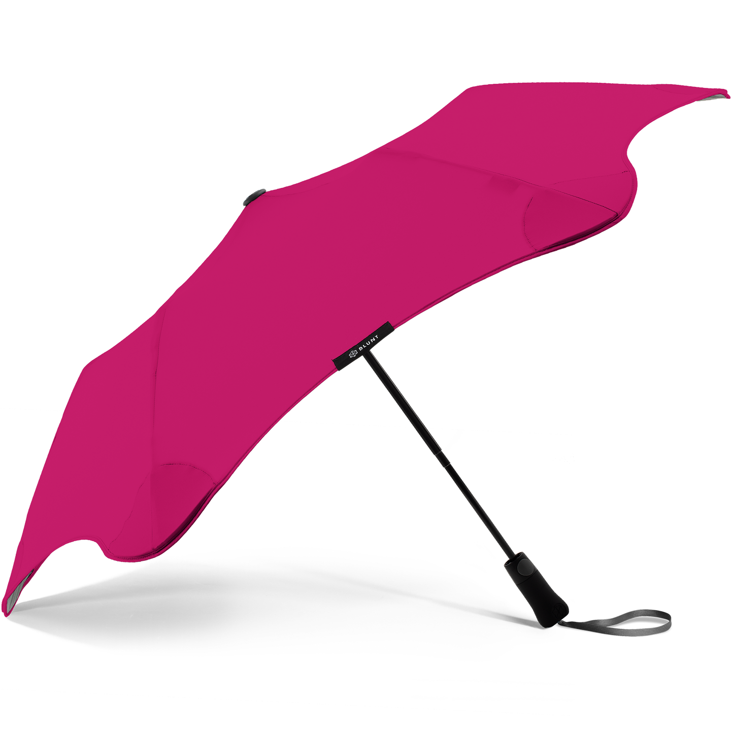 2020 Metro Pink Blunt Umbrella Side View