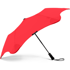 2020 Metro Red Blunt Umbrella Side View