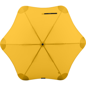 2020 Classic Yellow Blunt Umbrella Top View