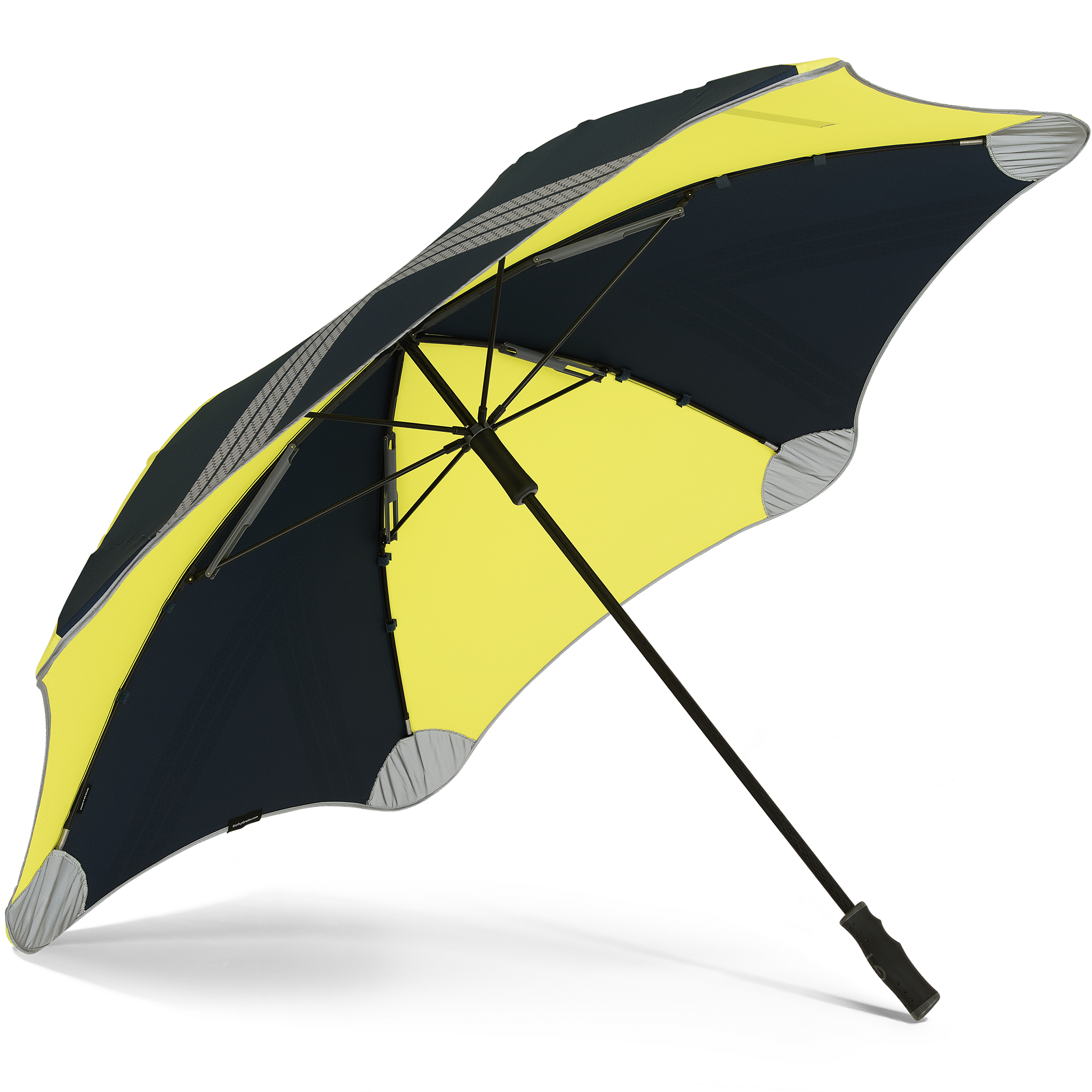 Blunt Umbrella Saftey Hi-Viz Yellow