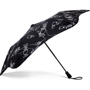 Blunt Karen Walker 2019 Grandmaster Metro Umbrella Ebony Side