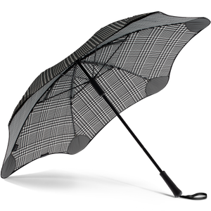 2020 Classic Houndstooth Blunt Umbrella Under View