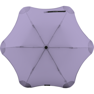 2020 Metro Lilac Blunt Umbrella Top View