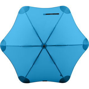 2020 Classic Blue Blunt Umbrella Top View