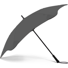 Load image into Gallery viewer, 2020 Charcoal Exec Blunt Umbrella Side View