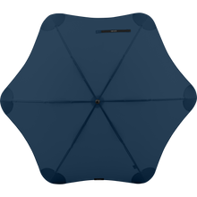 Load image into Gallery viewer, 2020 Navy Coupe Blunt Umbrella Top View